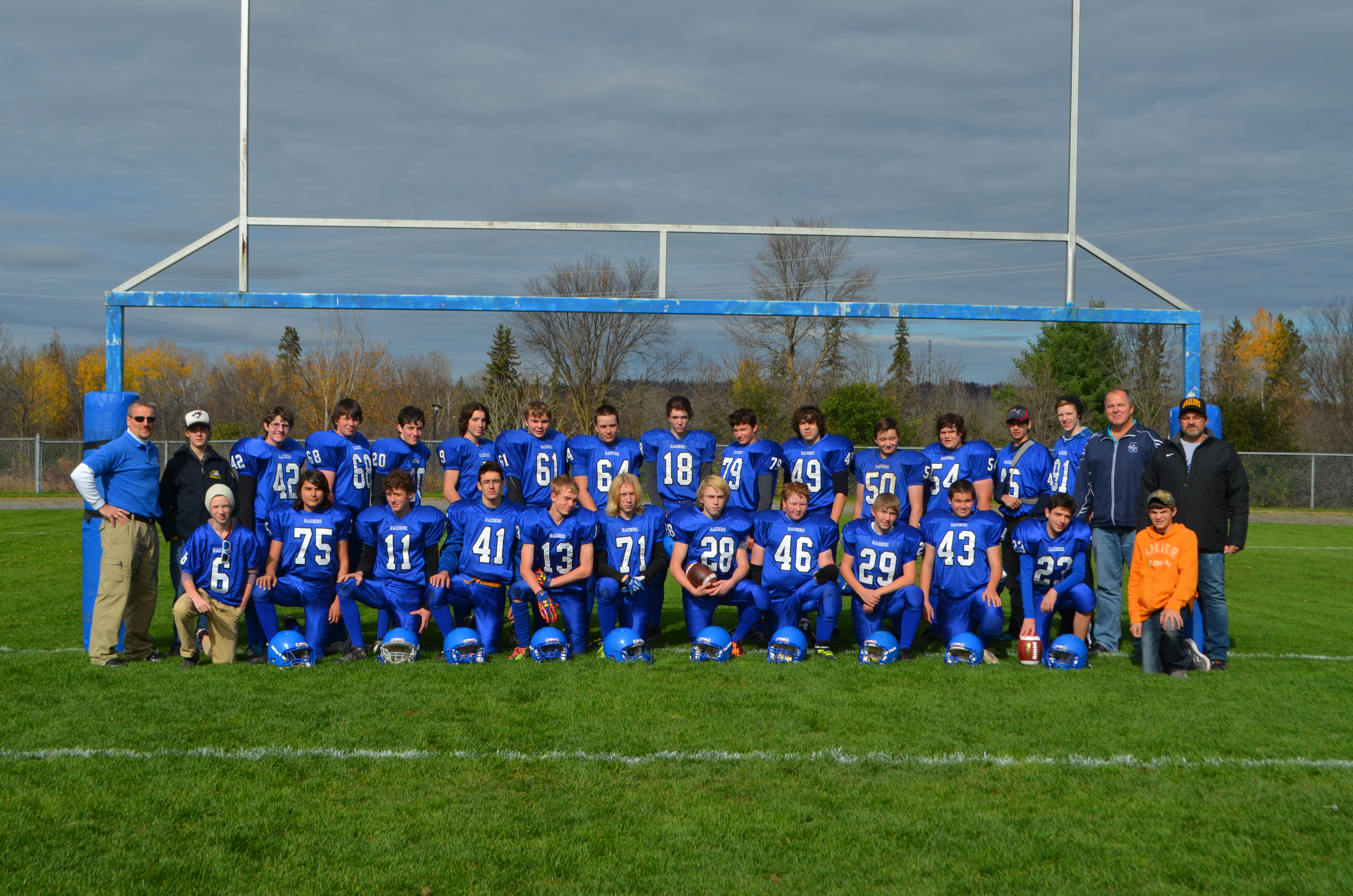 Photo of 2014 Team