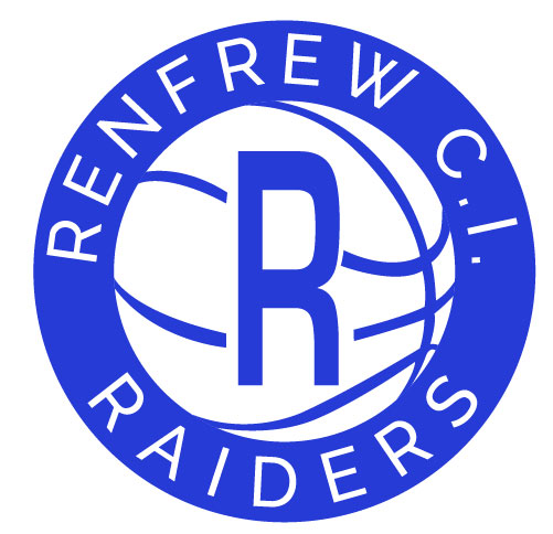 a picture of the logo for RCI Basketball