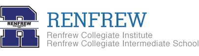Renfrew Collegiate Institute logo