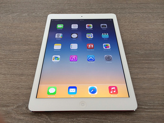 image of an iPad